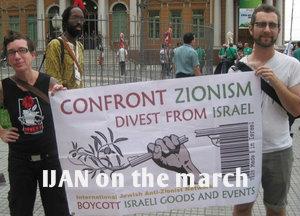 IJAN at march